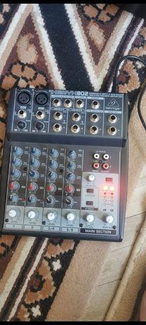 Vand Mixer Xenyx 802