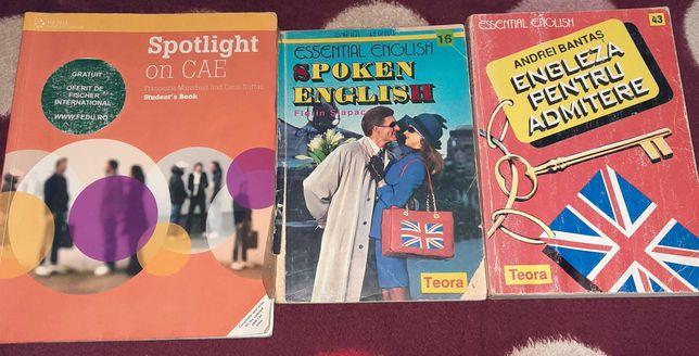 Carti Engleza pentru Bac Olimpiada si Admitere