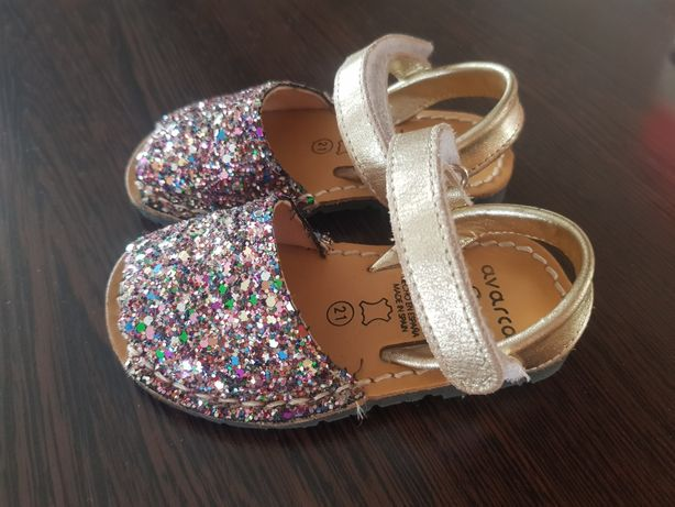 Sandalute avarca piele masura 21
