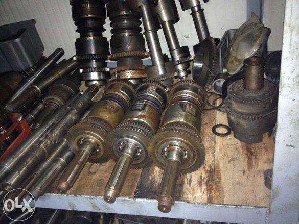 Съединители за металообработващи машини