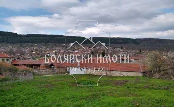 Панорамен парцел в село Присово