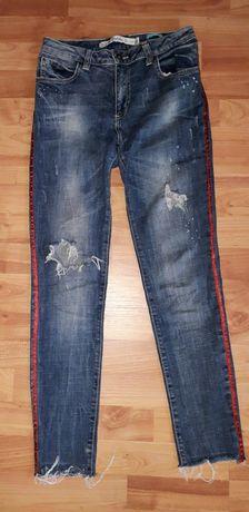 Blugi/pantaloni 11-14 ani (Xs)