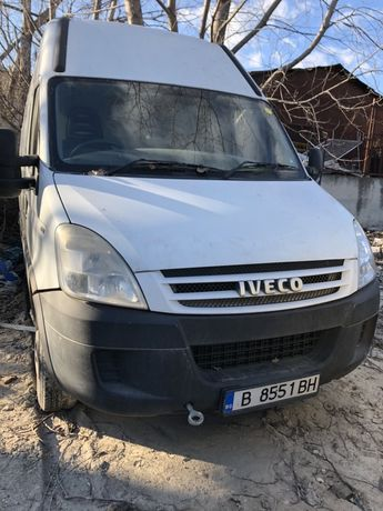 Iveco Daily 3512 Ивеко Дейли '08г 2.3 16v