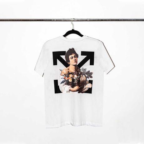Tricou OFF WHITE Colectie Noua