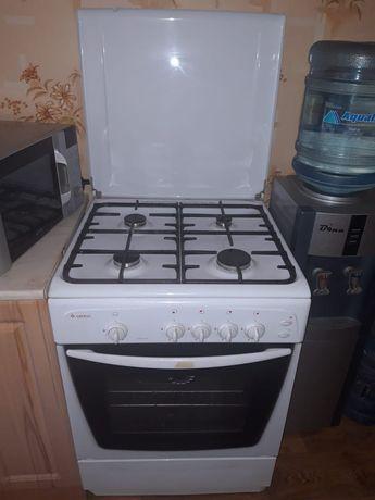 Газ плита домашная