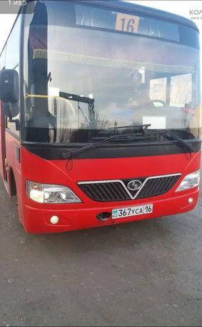 Продам автобус, новый без пробега