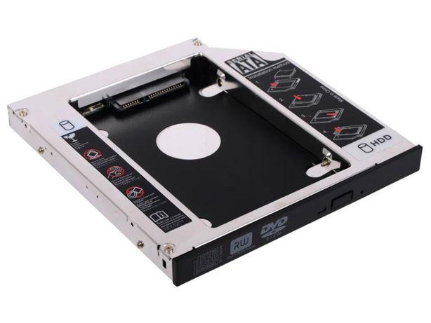 Адаптер для жесткого диска вместо dvd для ноутбука