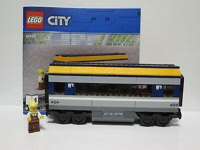Lego Vagon pentru Trenul de călători 60197