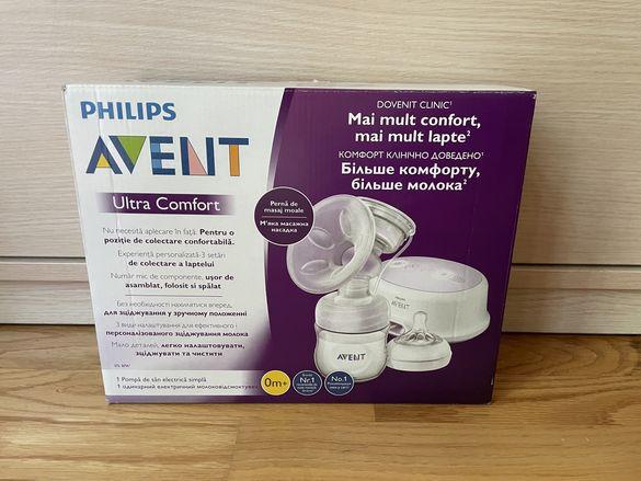 Електрическа помпа за кърма Phillips Avent Comfort