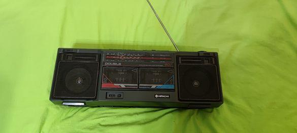 Касетофон  HITACHI W 27