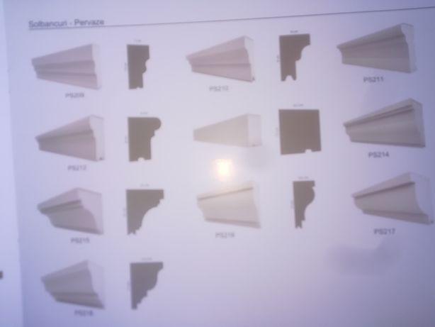 Profile exterioare/interioare (ampora, poliuretan)