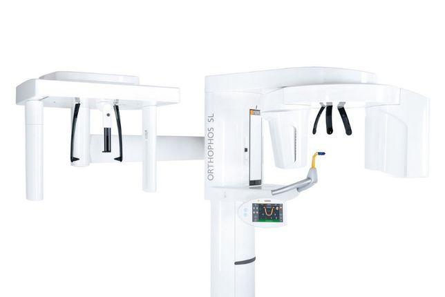 Стоматологический рентгеновский аппарат Sirona: ORTHOPHOS SL 3D