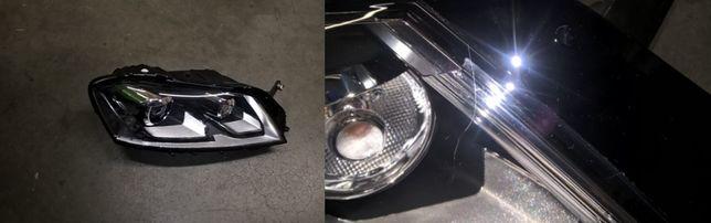 Far Xenon D3S - cu ilum. curba - cu mot. fara el. - DR. VW PASSAT B7