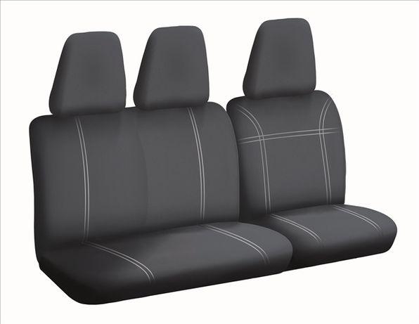 Set huse scaun autoutilitara/microbuz