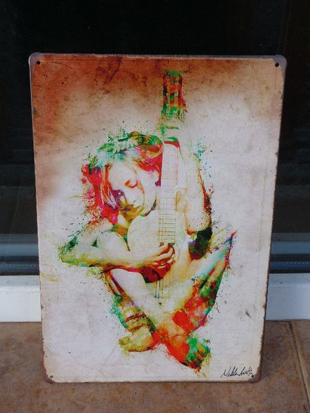 Метални табели рекламни и забавни за колекция подарък плакат еротика к гр. Радомир - image 1