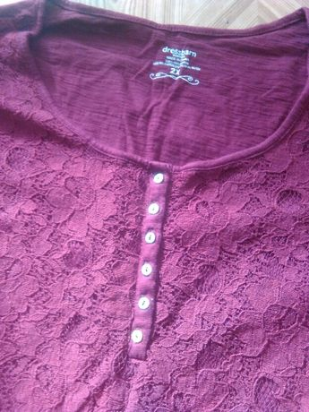 Дамски блузи ХЛ + дънки
