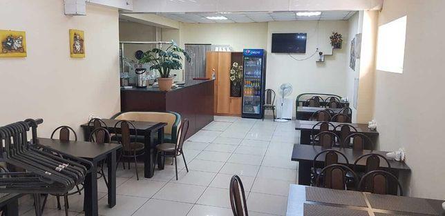 Продам действующий бизнес-кафетерий в центре города