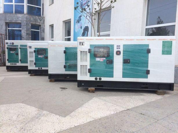 Дизельные генераторы электростанции