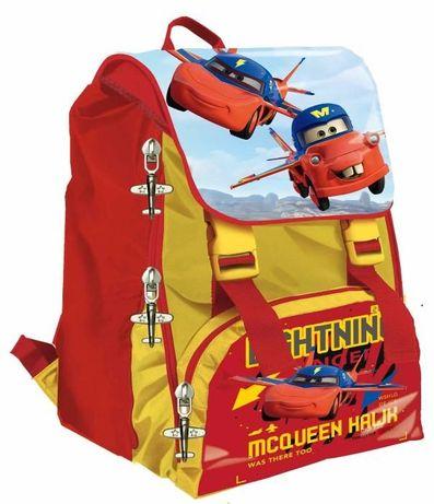Училищен лот Cars + подарък торбичка-нови!