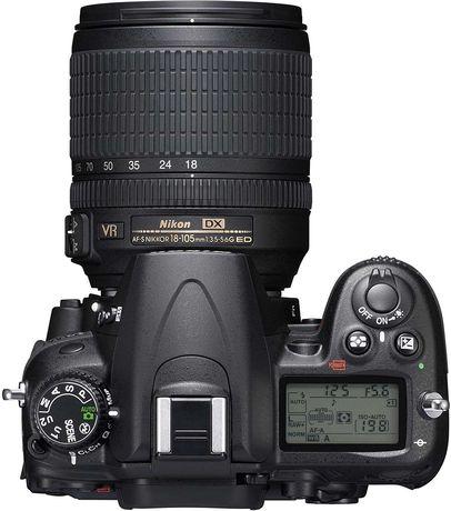 Aparat foto DSLR Nikon D7000, 16.2MP + Obiectiv Foto 70-200mm. Promo *