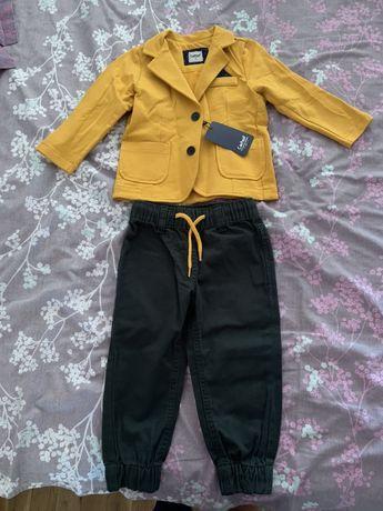 Детски панталон и сако