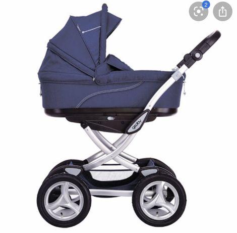 Продаю коляску 2 В 1 GEOBY BABY LUX