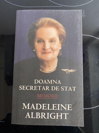 Carte autobiografica Madeleine Albright
