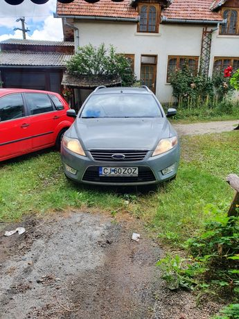 Ford mondeo mk4 vand