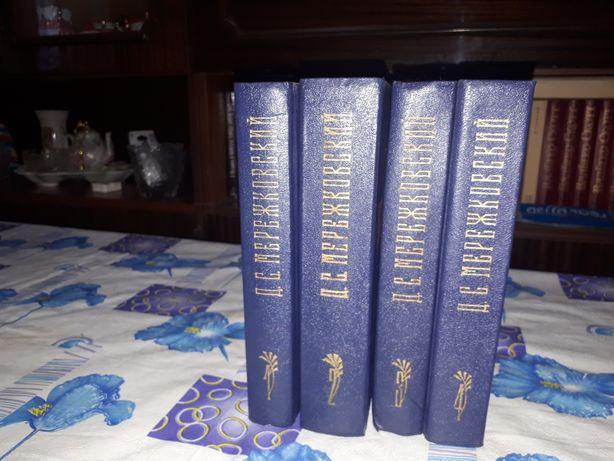Продам собрание сочинений Д.С.Мережковский, в 4 томах