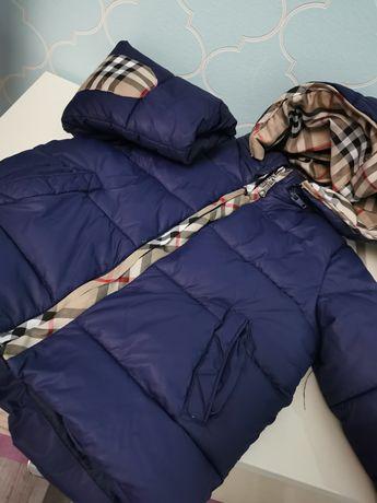 Куртка осень тёплый зима