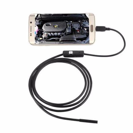 Продам Эндоскоп 5,5мм водонепроницаемый (Видео камера на кабеле 3.5м)