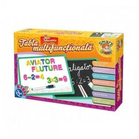 Tabla multifunctionala educativa Numere si Alfabet,jucarie educativa