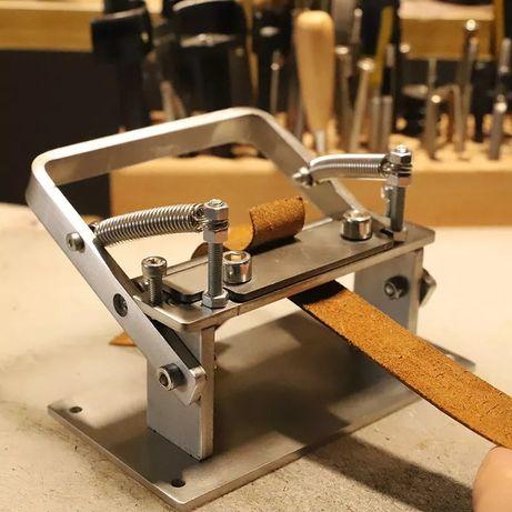 Masina de subtiat piele curea ceas