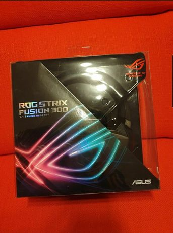 Casti gaming Asus Rog Strix Fusion 300