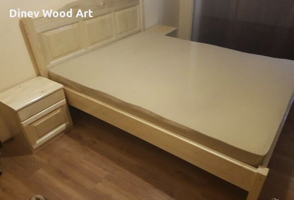 Изработка на легла, детски легла, спални и нощни шкафчета