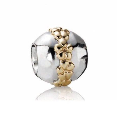 Talisman Pandora cu aur 14 kt