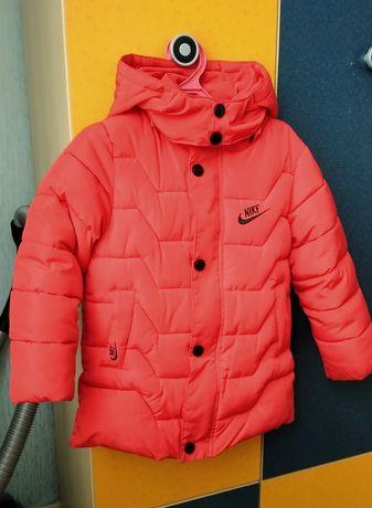 Детский куртка, пуховик
