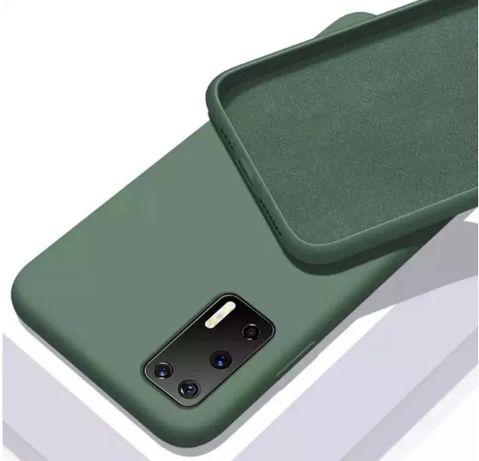 Husa Ultra Slim Huawei P40 Pro Luxury Elegance Verde