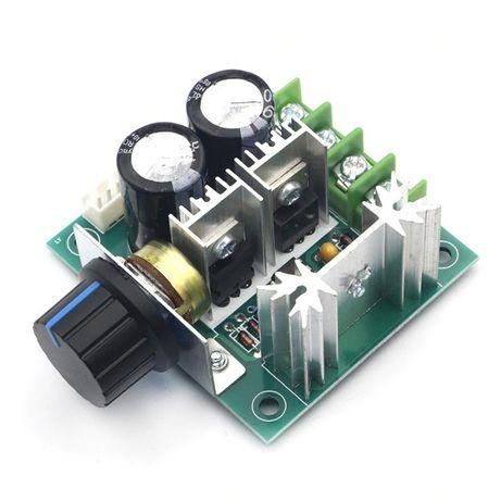 Регулатор на обороти за постояннотоков двигател до 400W