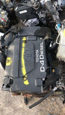 Двигатели из Европы на Тойота камри 20 3.0 куба авенсис