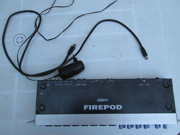 Interfata audio externa firewire Pre Sonus Firepod
