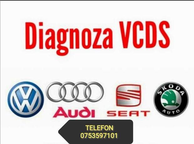 Diagnoza auto Severin/Tester auto Severin 30 de lei ieftin și rapid