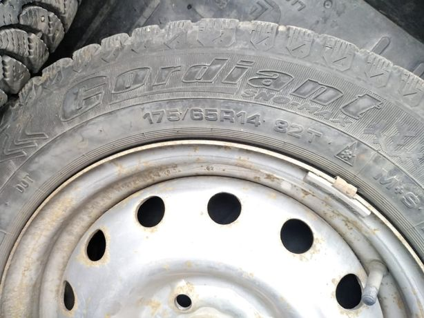 Колесо, шины