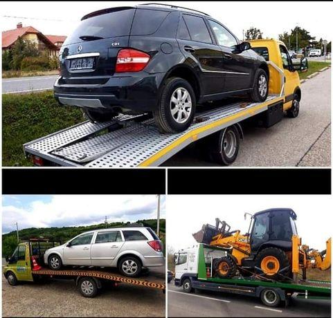 Tractari auto vaslui/platforma auto/asistenta rutiera
