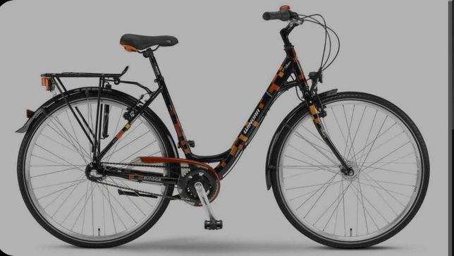 Bicicleta de oras Winora SunSide + antifurt Abus Bordo X Plus