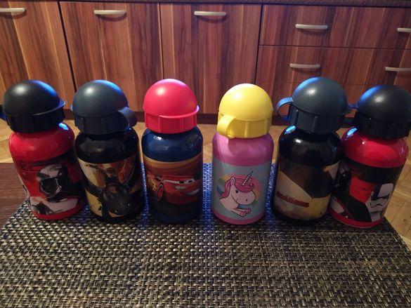 Алуминиеви бутилки за вода