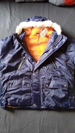 Куртка Аляска зимняя