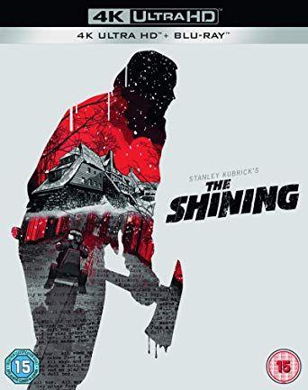 Shining - 2 disc- Strălucirea bluray ediție extinsă- Română 4k+bluray