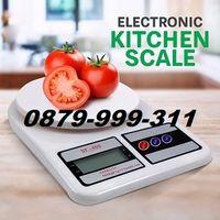 Електронна кухненска везна кантар до 7кг домашни потреби