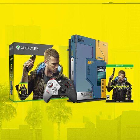 Xbox One X 1TB Cyberpunk 2077